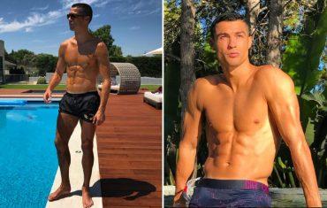 Comment avoir les abdominaux de Cristiano Ronaldo ?
